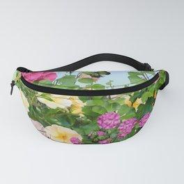 Wild Garden Fanny Pack