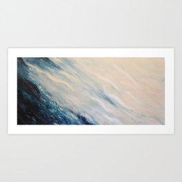Nik's Wave Art Print