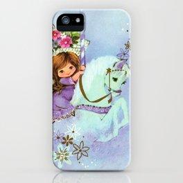 Carousel Cutie iPhone Case