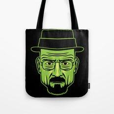Walter White Portrait. Tote Bag