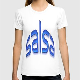 Salsa Blue Jerry T-shirt