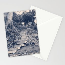 Stairs to Nowhere II Stationery Cards