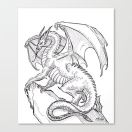 The Nightstalker Canvas Print