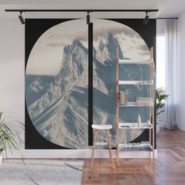 Nr. 0 | Numbers with a View | Typography Letter Art Wall Mural