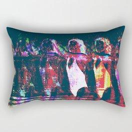 take me to the water Rectangular Pillow