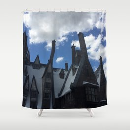 Hogsmeade Shower Curtain