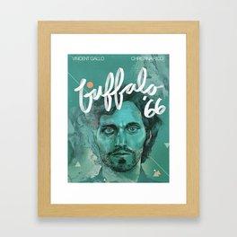 BUFFALO '66 Movie Poster Framed Art Print