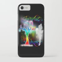 fairytale iPhone & iPod Cases featuring Fairytale by Augustinet