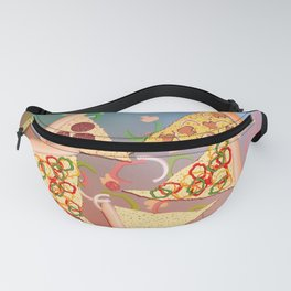 Pizza (A Reverie) Fanny Pack