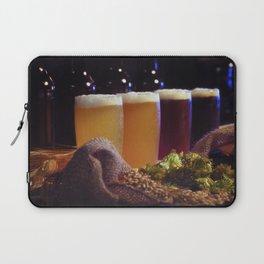 Beer Tasting 101 home brew Laptop Sleeve