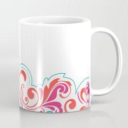 Abstract Floral 03 Coffee Mug