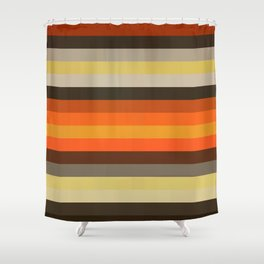 Texture Line 43 Shower Curtain