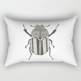 Graphic ekoxe stag beetle Rectangular Pillow