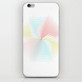Pinwheel Composite iPhone Skin