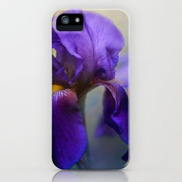 The First Iris iPhone Case