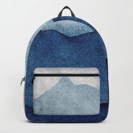 Water color landscape  Backpack