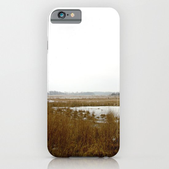 The Salt Marsh iPhone & iPod Case