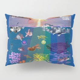 Canticle of the Sea Pillow Sham