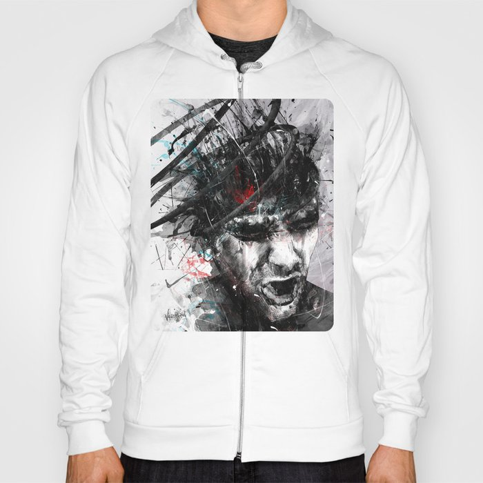 Spiral Combustion Hoody