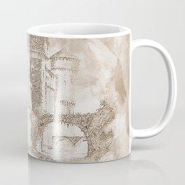 Ancient Medieval Castle Coffee Mug