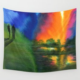 Witnesses Wall Tapestry