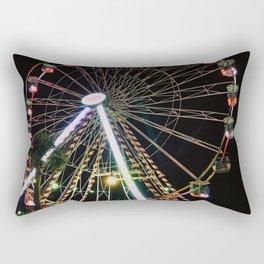 Broadway at the Beach Ferris Wheel Rectangular Pillow