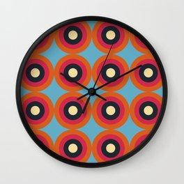 Lanai 16 Wall Clock