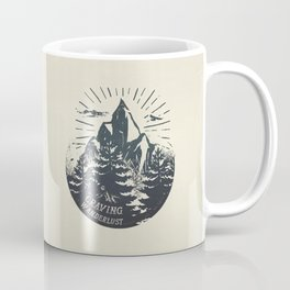 Craving wanderlust III Coffee Mug