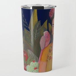 Frida.licious Travel Mug
