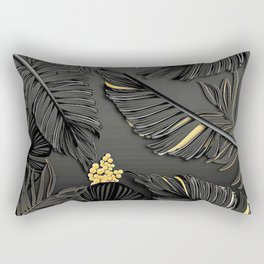 Relief Rectangular Pillow