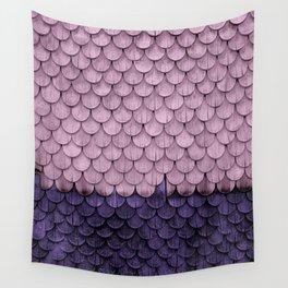 SHELTER / Ultra Violet / Pink Lavender Wall Tapestry