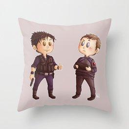 Sheppard & Mckay Throw Pillow