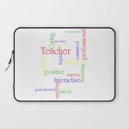 Teacher Laptop Sleeve