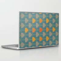 camping Laptop & iPad Skins featuring Camping by Mimi