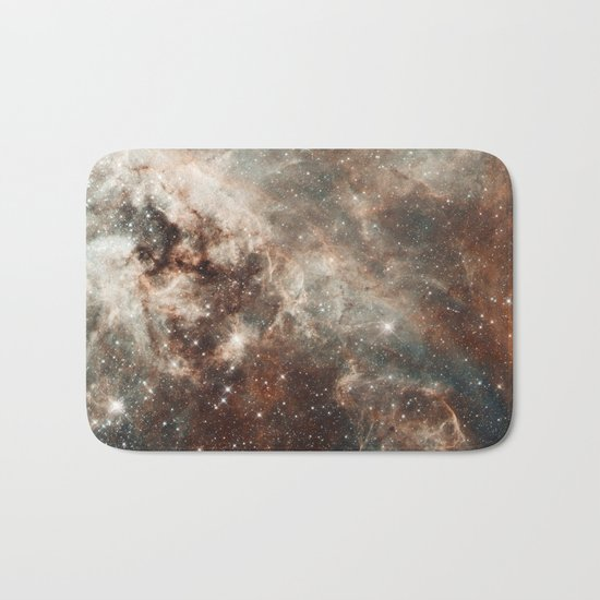 Cloud Galaxy Bath Mat