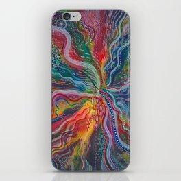 love draws us in iPhone Skin