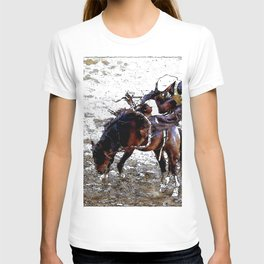 The Dismount   -   Rodeo Cowboy T-shirt