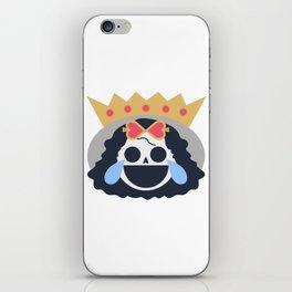 Brook Emoji Design iPhone Skin