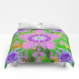 Kaleidoscope Dream Comforters