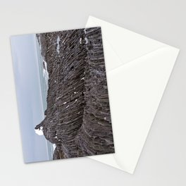 The Ends of the Earth are Frozen in Time Stationery Cards