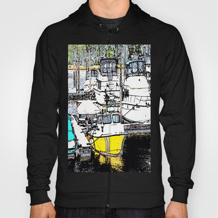 A Day of Boating Hoody
