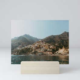 Amalfi coast Positano   Travel Photography Italy Photo Print Mini Art Print