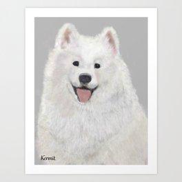 Samoyed Art Prints Society6