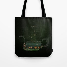 Mad for Tea Tote Bag