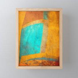 Osíris Framed Mini Art Print