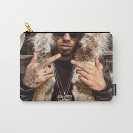 Anuel aa - old school Carry-All Pouch