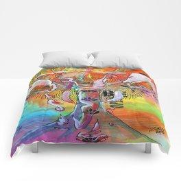 Elephant Song Comforters