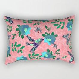 Colibríes de México Rectangular Pillow