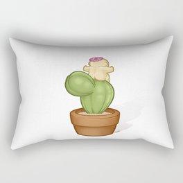 Human condition N.462 Rectangular Pillow