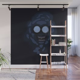 Ocean of fear Wall Mural